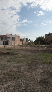 Venta de Terreno en Chiclayo, Lambayeque 105m2 area total - vista principal