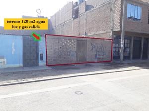 Venta de Terreno en Los Olivos, Lima 120m2 area total - vista principal