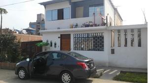 Venta de Casa en Carabayllo, Lima amoblado - vista principal