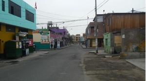 Venta de Local en Comas, Lima con 2 baños - vista principal