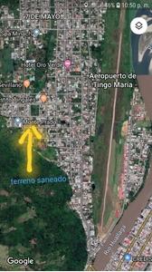 Venta de Terreno en Rupa-rupa, Huanuco 170m2 area total - vista principal