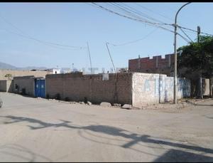 Alquiler de Terreno en Comas, Lima 270m2 area total - vista principal