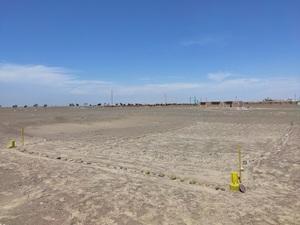 Venta de Terreno en Paracas, Ica 160m2 area total - vista principal
