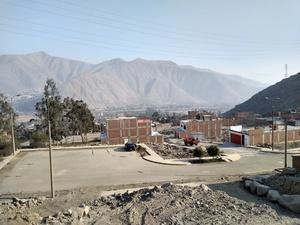 Venta de Terreno en Chaclacayo, Lima 130m2 area total - vista principal