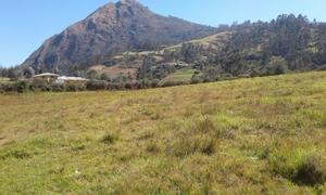 Venta de Terreno en Mollepata, Cusco 23290m2 area total - vista principal