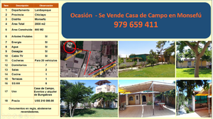 Venta de Casa en Monsefu, Lambayeque con 7 dormitorios - vista principal