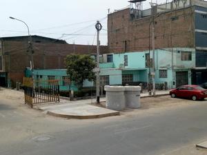 Venta de Terreno en Los Olivos, Lima 400m2 area total - vista principal
