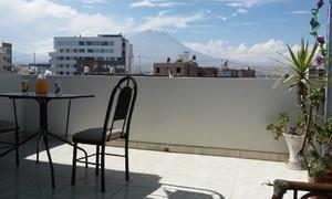 Alquiler de Departamento en Yanahuara, Arequipa con 1 dormitorio - vista principal