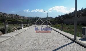 Venta de Terreno en Cayma, Arequipa 133m2 area total - vista principal