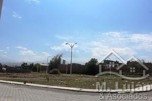 Venta de Terreno en Jose Luis Bustamante Y Rivero, Arequipa 192m2 area total - vista principal
