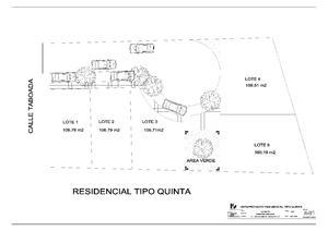 Venta de Terreno en Yanahuara, Arequipa 1048m2 area total - vista principal