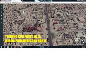 Venta de Terreno en Puente Piedra, Lima 1480m2 area total - vista principal