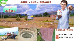 Venta de Terreno en Jaen, Cajamarca 120m2 area total - vista principal