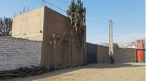 Venta de Terreno en Ate, Lima 1320m2 area total - vista principal