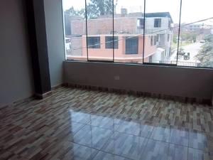 Alquiler de Departamento en Santa Anita, Lima con 1 baño - vista principal
