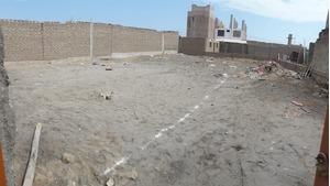 Venta de Terreno en Trujillo, La Libertad 123m2 area total - vista principal