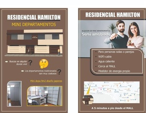 Alquiler de Habitación en Trujillo, La Libertad 13m2 area total - vista principal