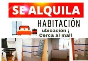 Alquiler de Habitación en Trujillo, La Libertad 12m2 area total - vista principal