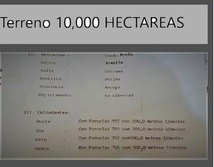 Venta de Terreno en Ascope, La Libertad 10000m2 area total - vista principal