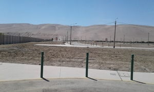 Venta de Terreno en Tacna 110m2 area total estado Entrega inmediata - vista principal