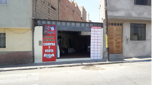 Venta de Local en Tacna con 1 baño 66m2 area total - vista principal
