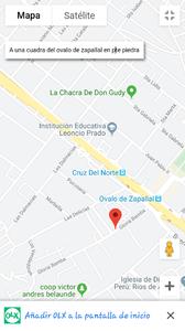 Venta de Terreno en Puente Piedra, Lima 1m2 area total - vista principal