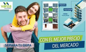 Venta de Departamento en Lurigancho, Lima con 3 dormitorios - vista principal