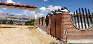 Venta de Terreno en Concepcion, Junin 120m2 area total - vista principal