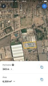 Alquiler de Terreno en Comas, Lima 6000m2 area total - vista principal