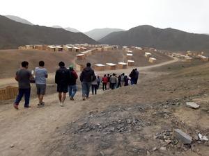 Venta de Terreno en Lima 120m2 area total 121m2 area construida - vista principal