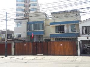 Venta de Casa en San Isidro, Lima con 15 dormitorios - vista principal