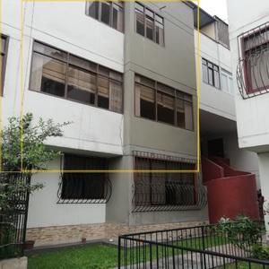Venta de Local en San Borja, Lima con 3 baños - vista principal