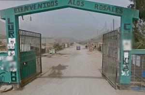 Venta de Terreno en Lima 1100m2 area total 500m2 area construida - vista principal