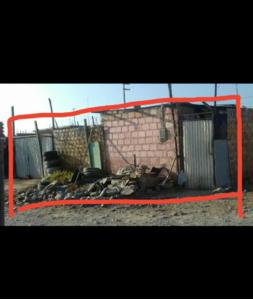 Venta de Terreno en Pocollay, Tacna 179m2 area total - vista principal
