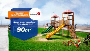Venta de Terreno en Carabayllo, Lima 90m2 area total - vista principal