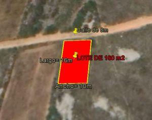 Venta de Terreno en Cajamarca 160m2 area total 160m2 area construida - vista principal