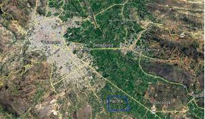 Venta de Terreno en Cajamarca 550m2 area total - vista principal
