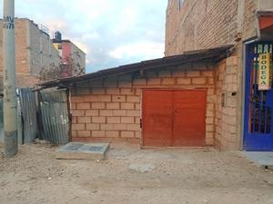 Venta de Casa en Cajamarca con 2 dormitorios con 1 baño - vista principal