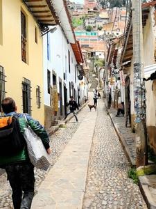 Venta de Terreno en Cusco 120m2 area total estado Preventa - vista principal