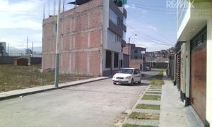 Venta de Terreno en Jose Luis Bustamante Y Rivero, Arequipa 169m2 area total - vista principal