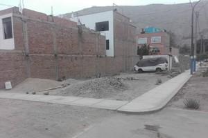 Venta de Terreno en Ate, Lima 143m2 area total - vista principal