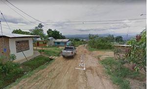 Venta de Terreno en La Banda De Shilcayo, San Martin 240m2 area total - vista principal