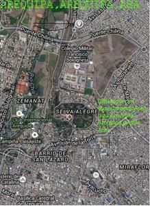 Alquiler de Habitación en Alto Selva Alegre, Arequipa con 1 baño - vista principal