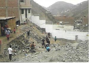 Venta de Terreno en Ate, Lima 120m2 area total - vista principal