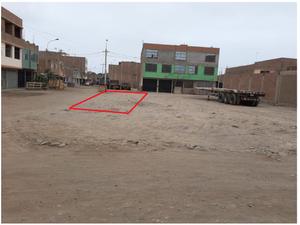 Venta de Terreno en Callao 75m2 area total estado Preventa - vista principal