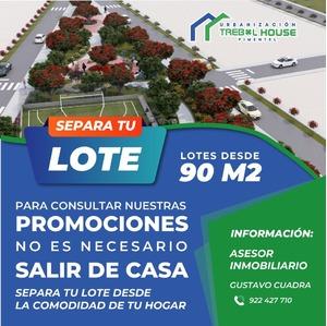 Venta de Terreno en Chiclayo, Lambayeque 90m2 area total - vista principal