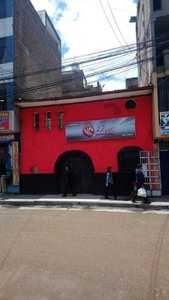 Alquiler de Local en Huancayo, Junin con 1 baño - vista principal