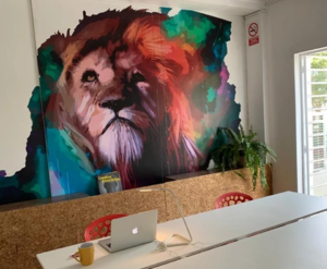 Alquiler de Oficina en Lima con 4 baños amoblado - vista principal