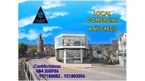 Alquiler de Local en Wanchaq, Cusco con 1 baño - vista principal