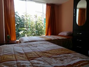 Alquiler de Habitación en Paucarpata, Arequipa 12m2 area total - vista principal